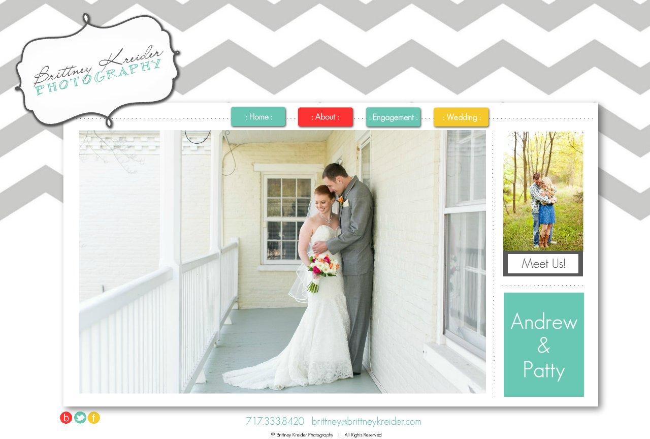 Brittney Kreider Photography : Home : Lancaster PA Wedding Photographer