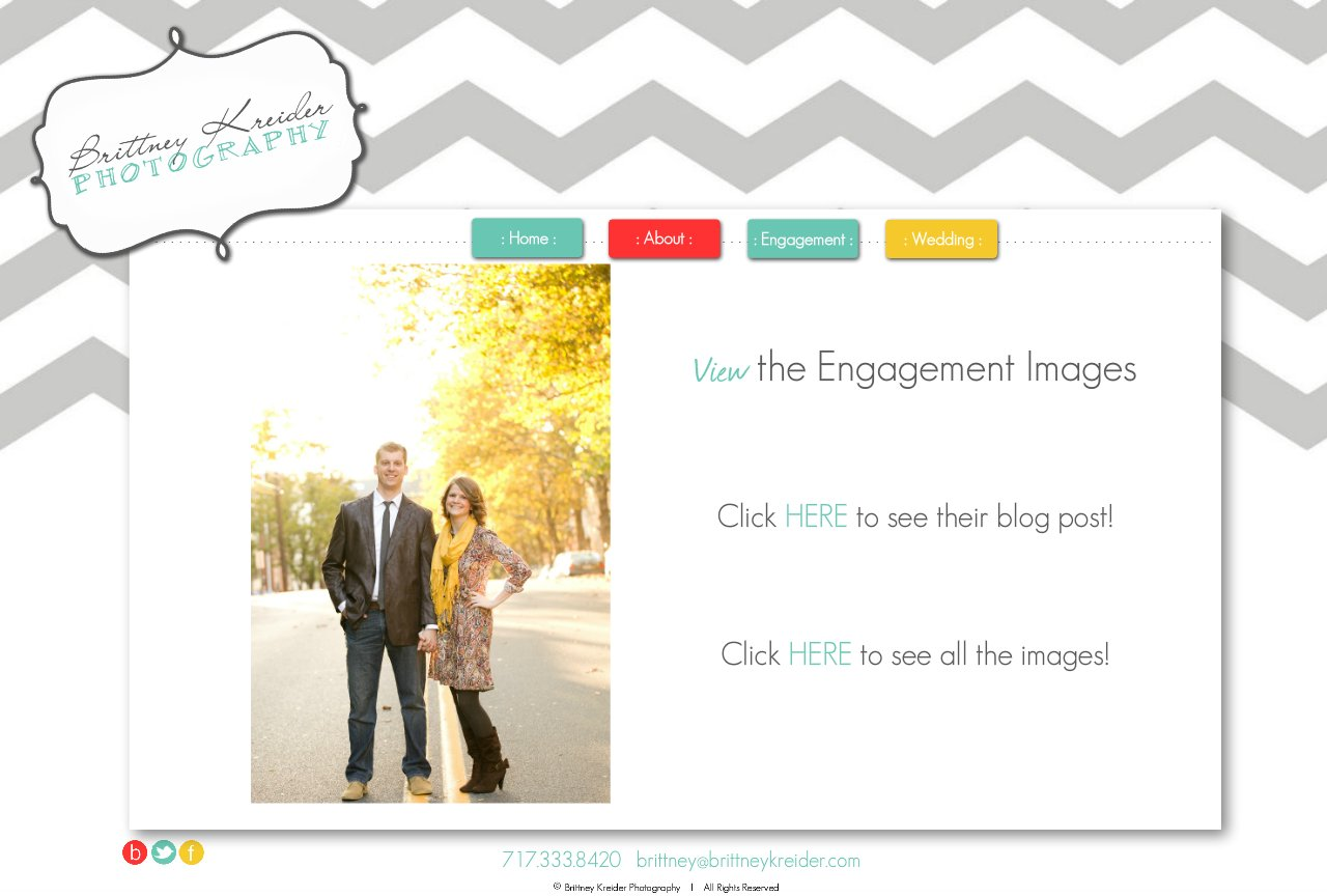 Brittney Kreider Photography : Engagement Photography Lancaster, PA