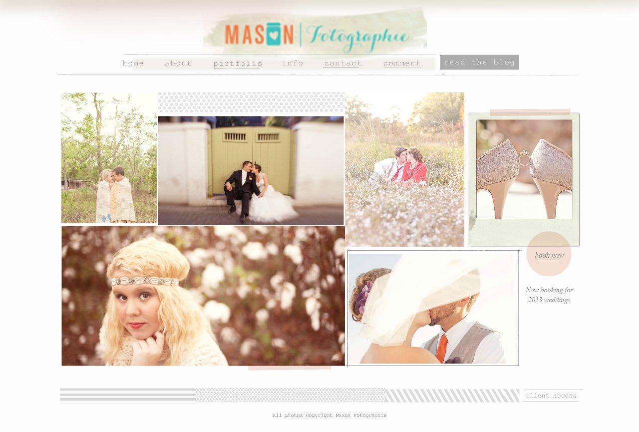 Mason Fotographie Home