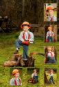 Logging collage 12x18