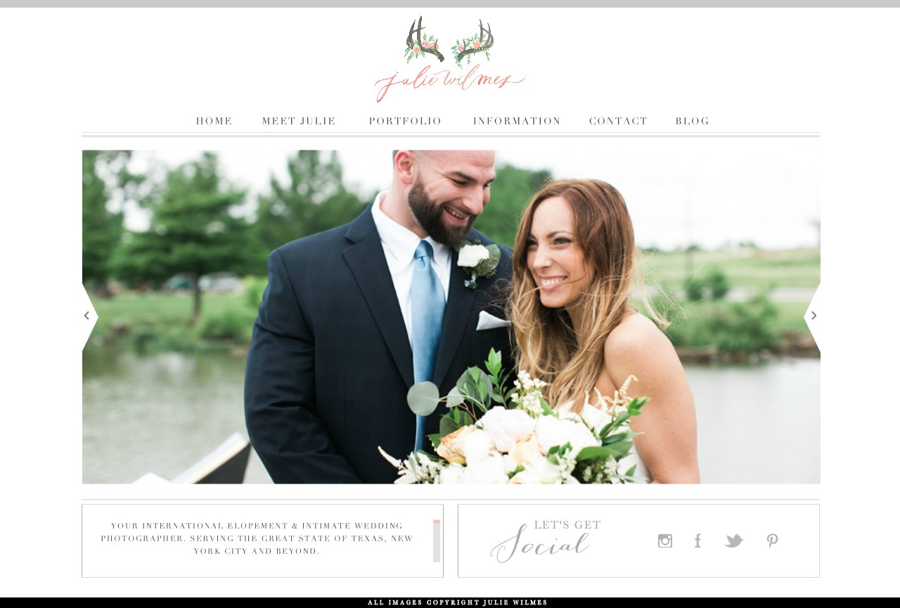 Julie Wilmes | Home | Dallas Wedding Photographer