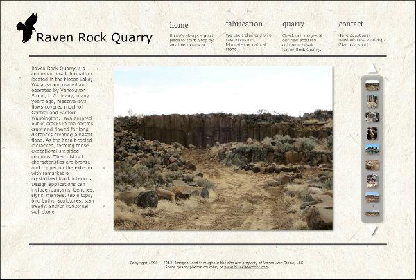 Raven Rock Quarry