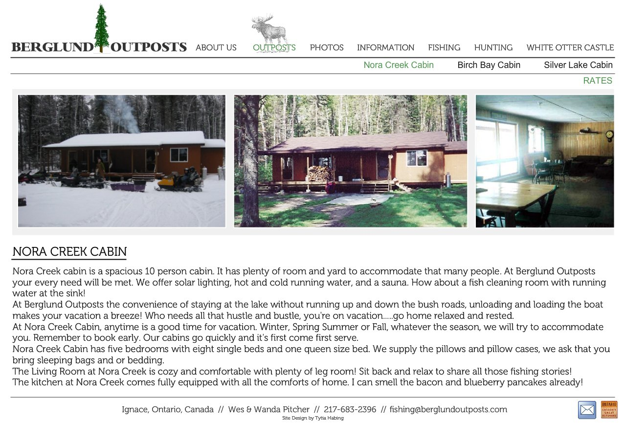 Nora Creek Cabin