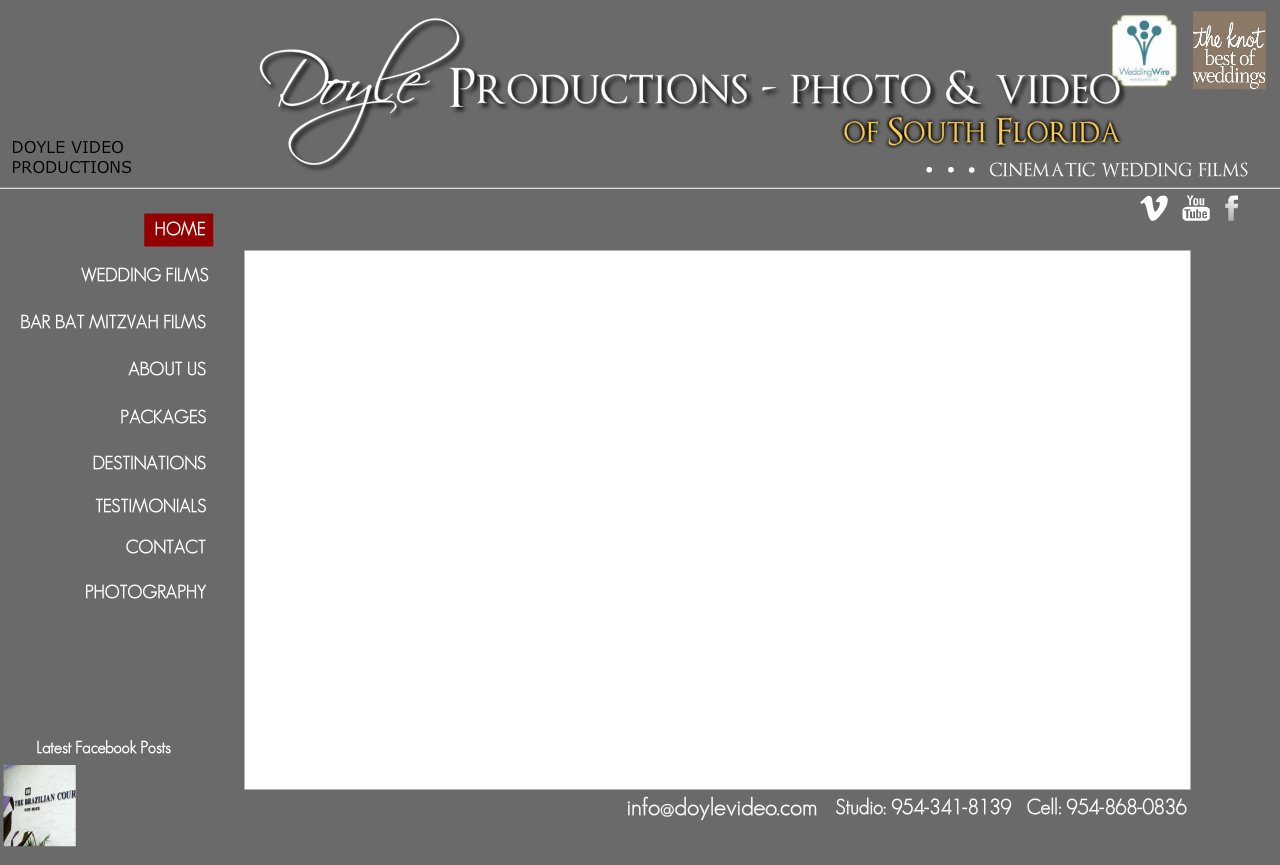 Weddings, Bar/ Bat Mitzvahs, Events, Miami, Ft Lauderdale, Miami Wedding Videographers, FL Keys, Broward, Dade & Palm Beach