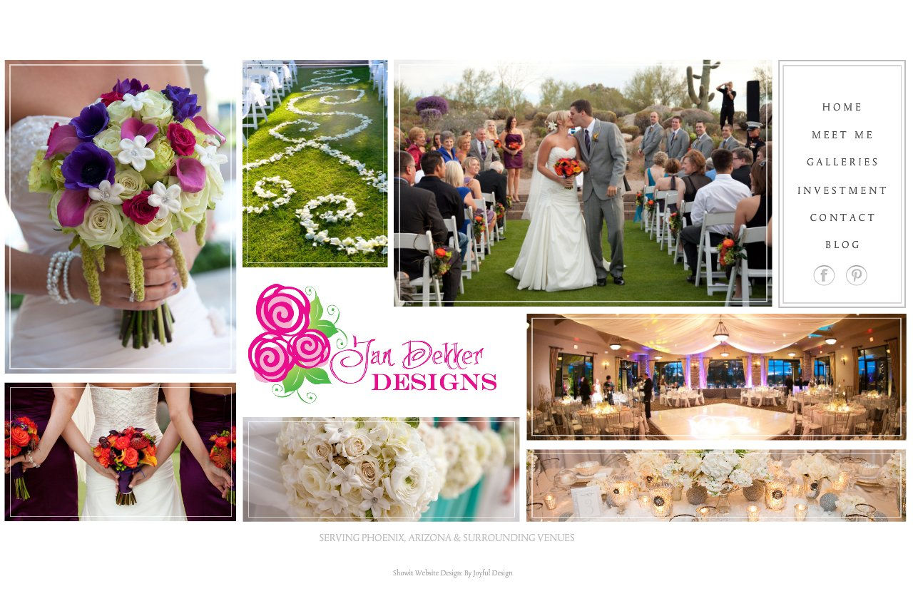Arizona Wedding and Event Florist - Home