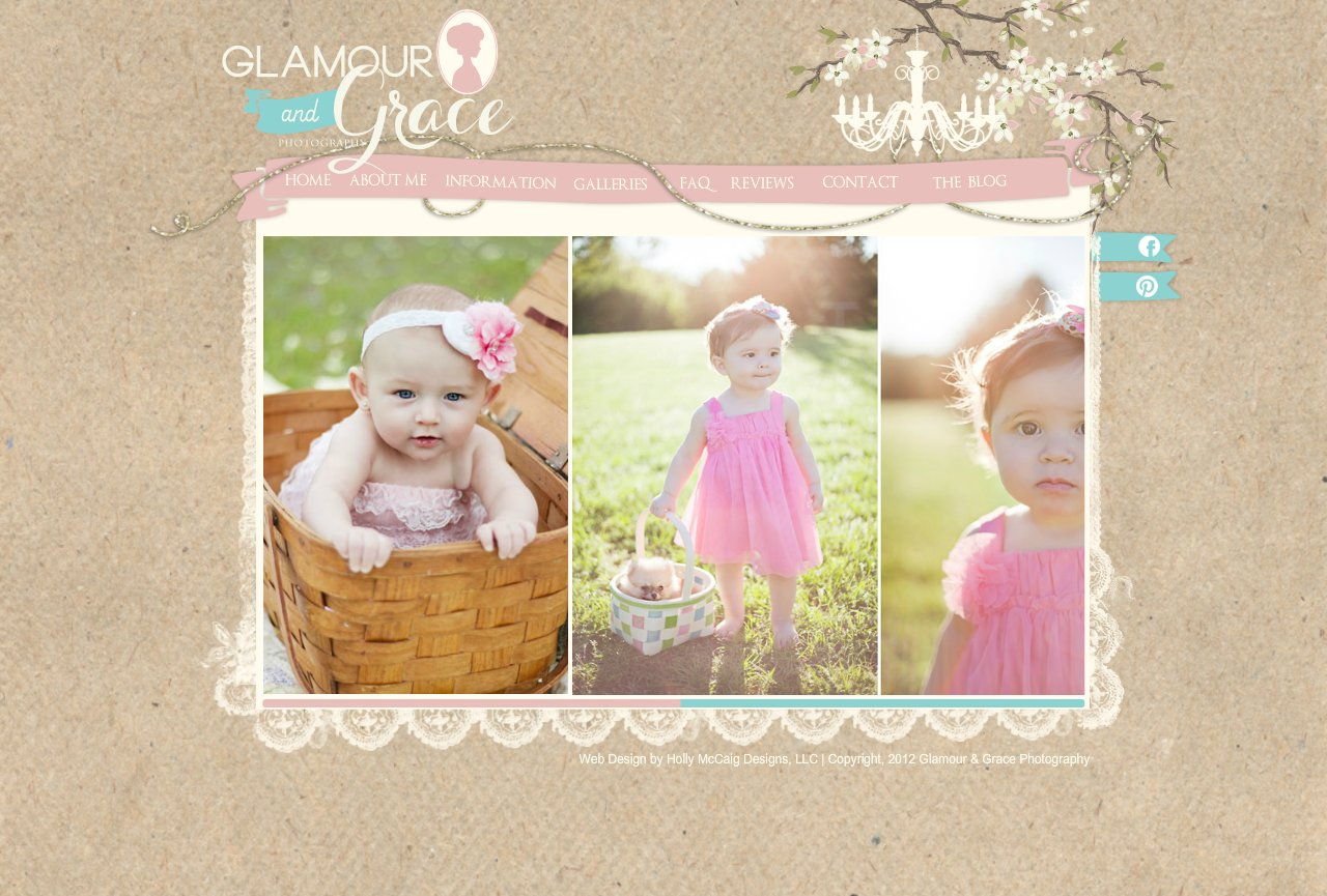 Glamour and Grace Photography - Gallery 2 - Newborns