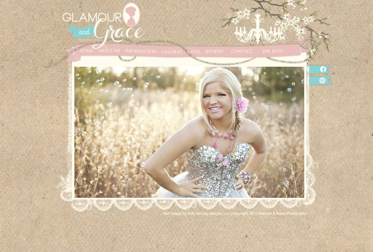 Glamour and Grace Photography