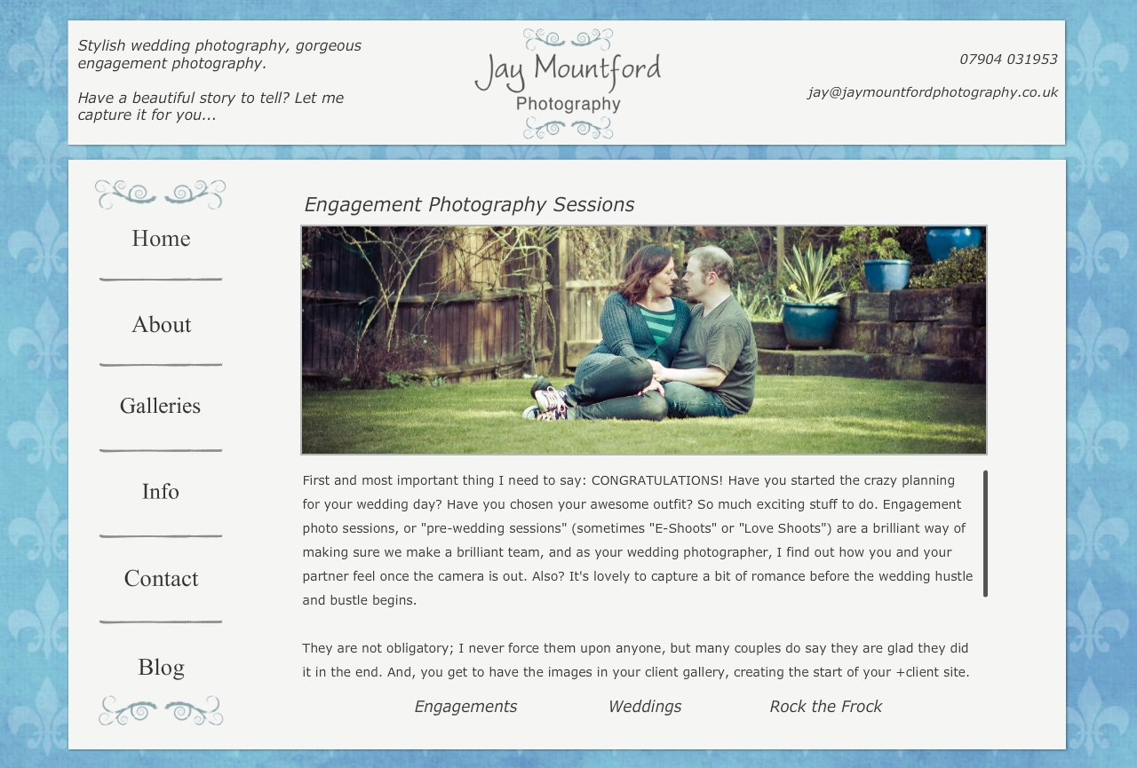 Wedding Photography Info