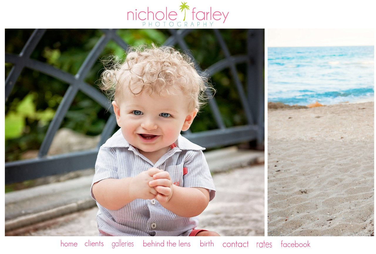 Maternity, newborn, family, senior and wedding photography.