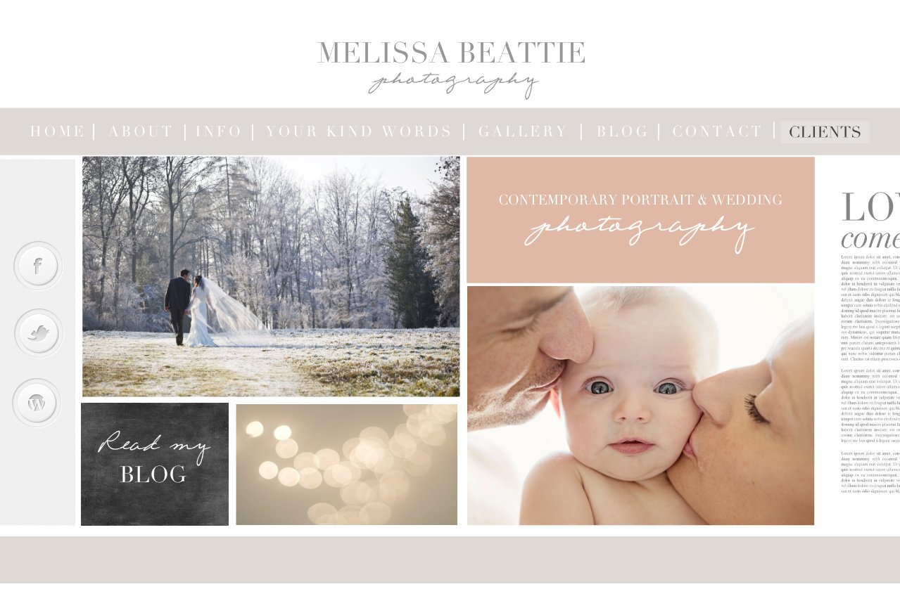 Melissa Beattie - Contemporary Portrait and Wedding Photograpy - Based in Dubai and the UK - Home Page