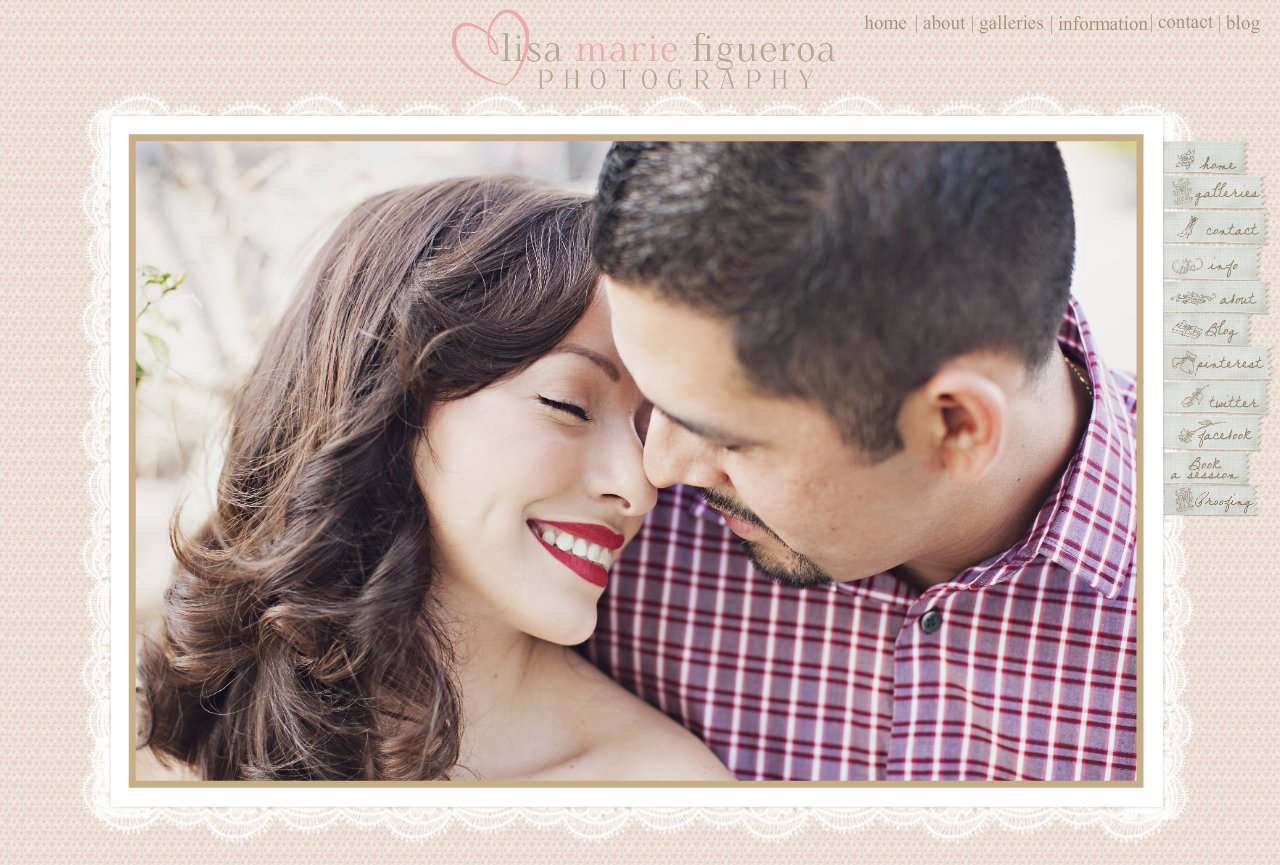 LISA MARIE FIGUEROA | DREAMY ROMANCE WEDDING PHOTOGRAPHER