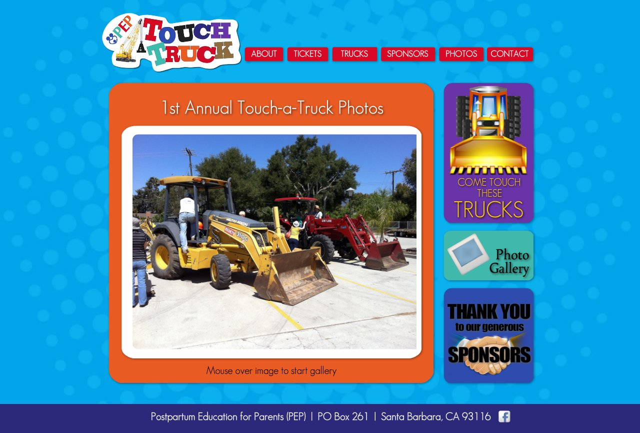 PEP Touch-A-Truck :: PHOTOS
