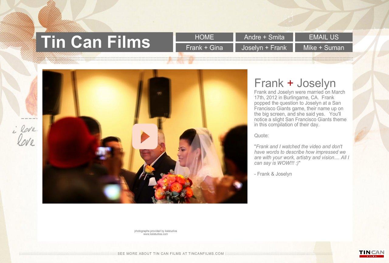 Frank + Joselyn