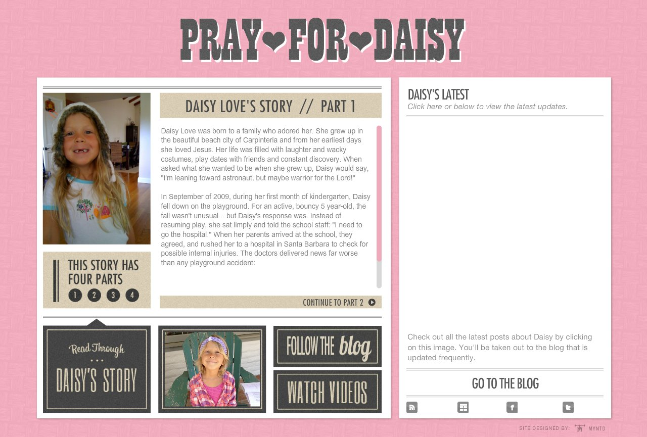 Daisy-Story-Part-1