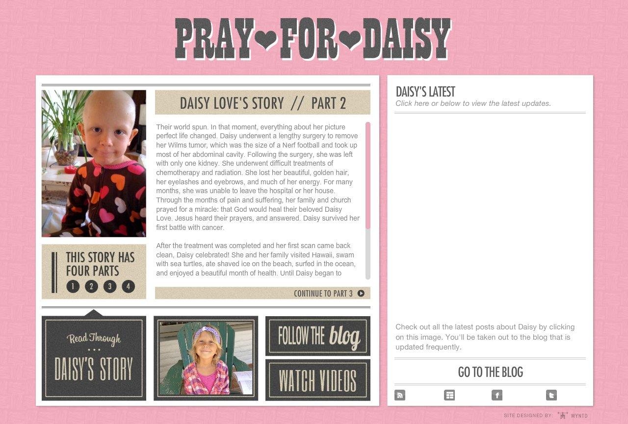 Daisy-Story-Part-2