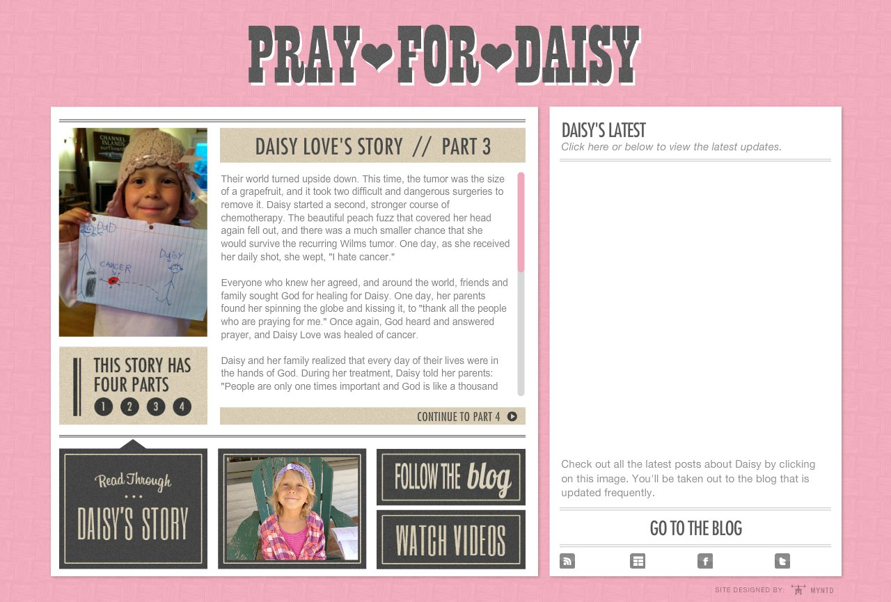Daisy-Story-Part-3