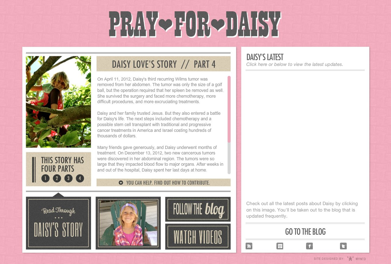 Daisy-Story-Part-4