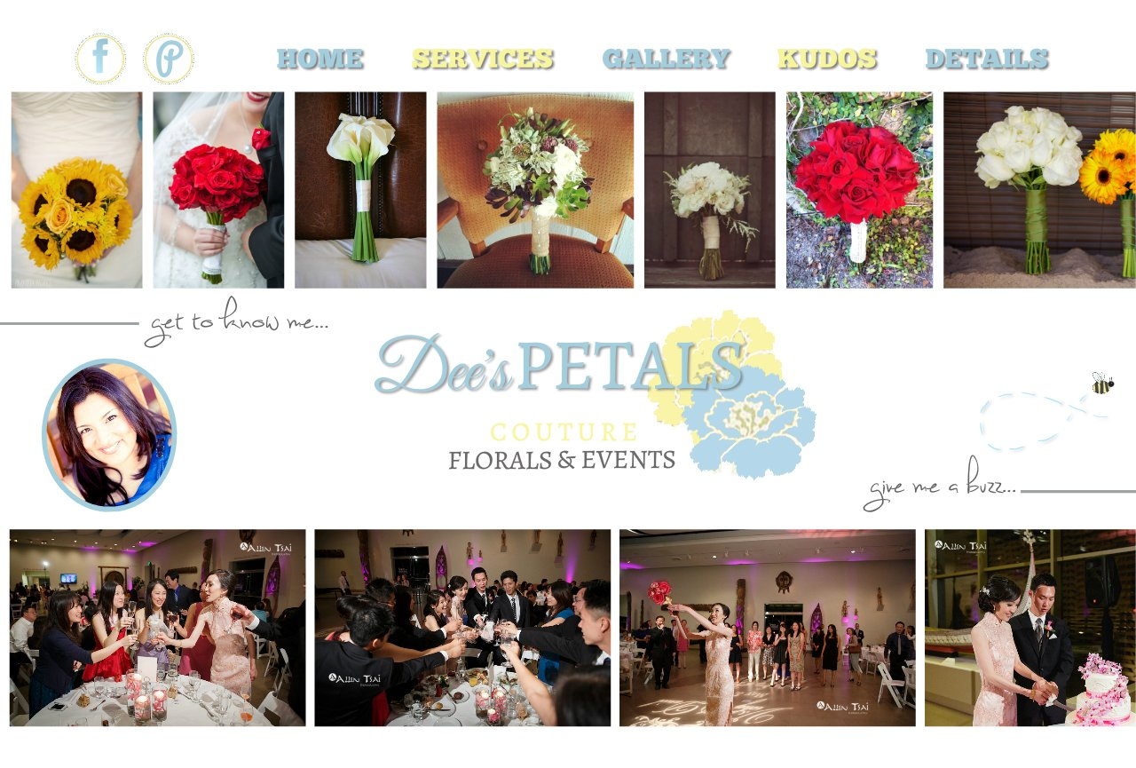 Home Dee's Petals Couture Florals & Events