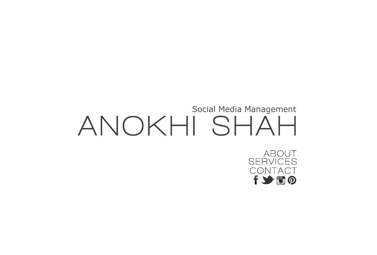 Anokhi Shah