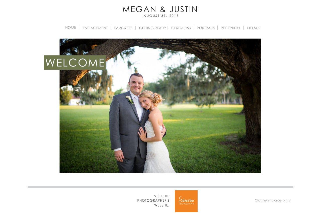 Megan and Justin