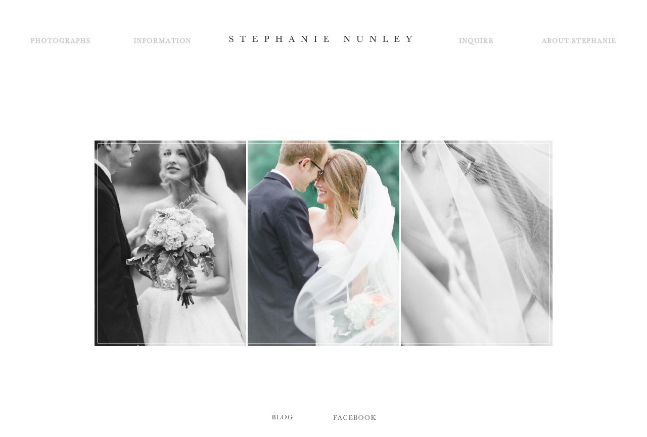 Stephanie Nunley: Sentemintal Wedding Photographer