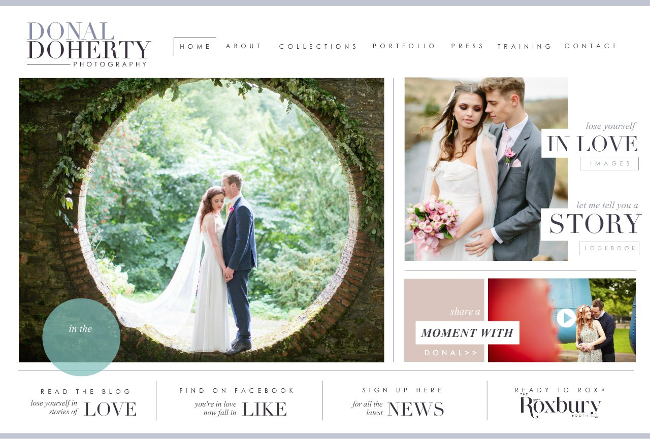 UK, Ireland & Destination Wedding + Portrait Photographer based in Derry ~ Londonderry, Northern Ireland