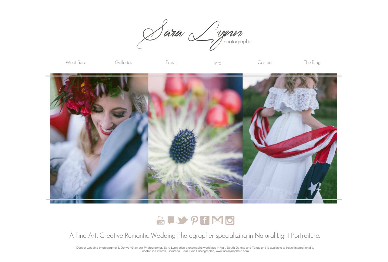 SLP Home - Denver Wedding and Boudoir Photographer, Littleton, Colorado