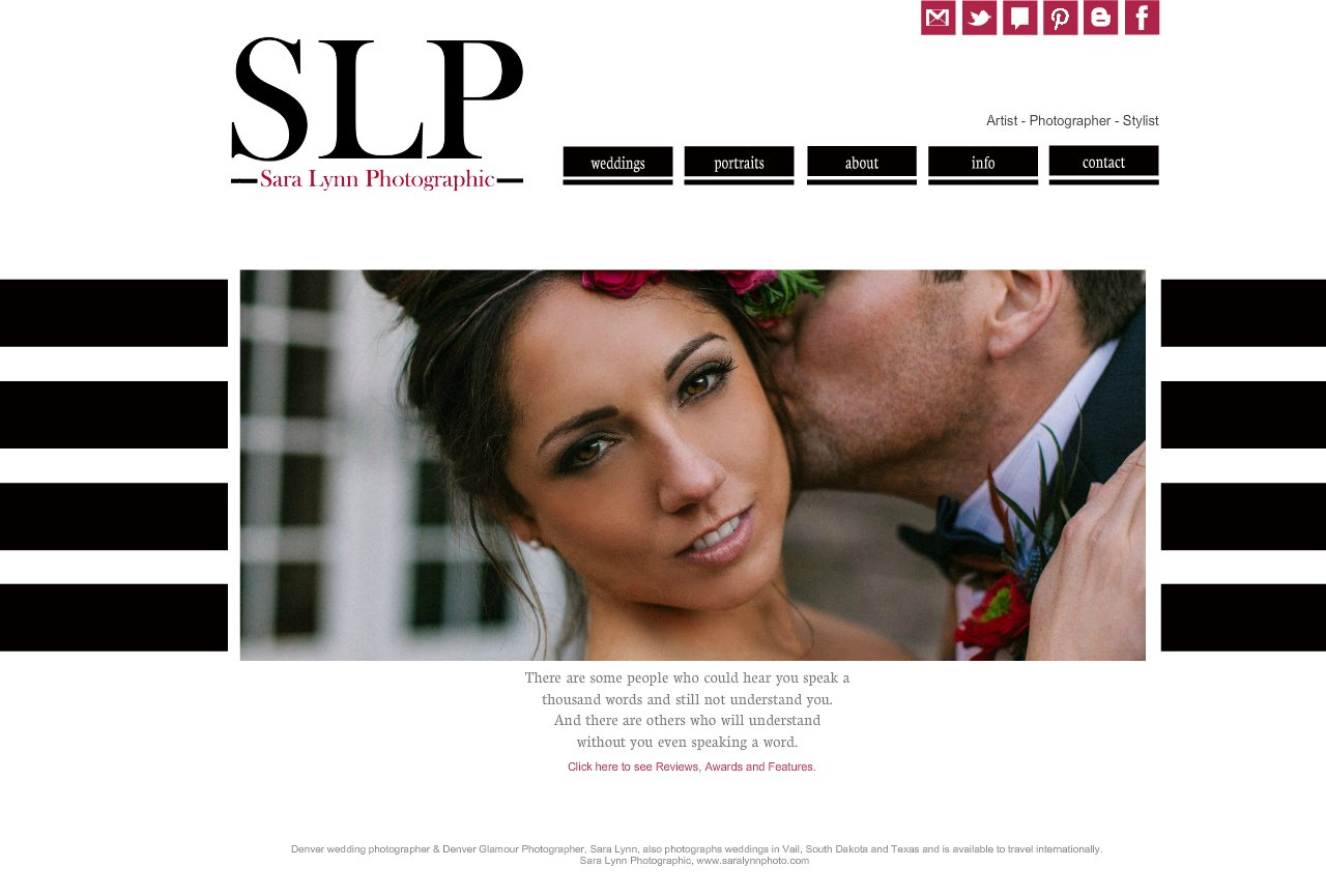 SLP Home - Denver wedding and Boudoir Photographer