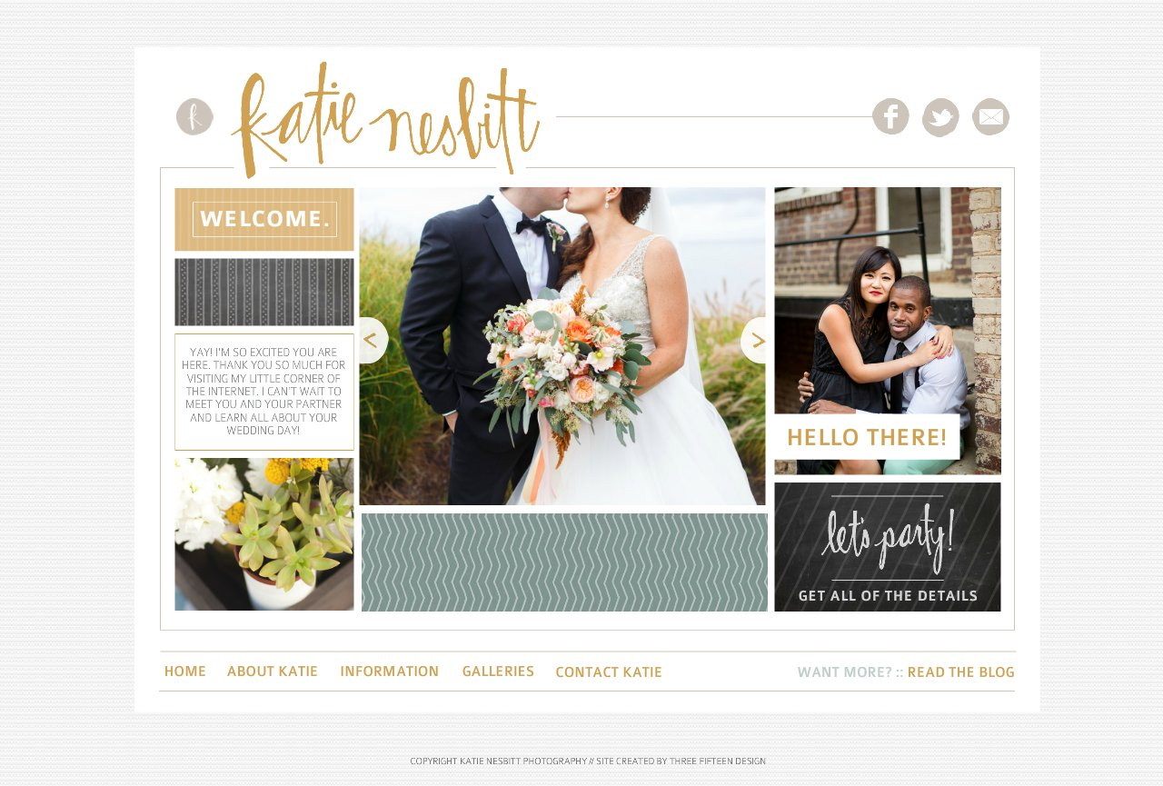 Modern + Fun Virginia and Destination Wedding Photographer | Katie Nesbitt Photography