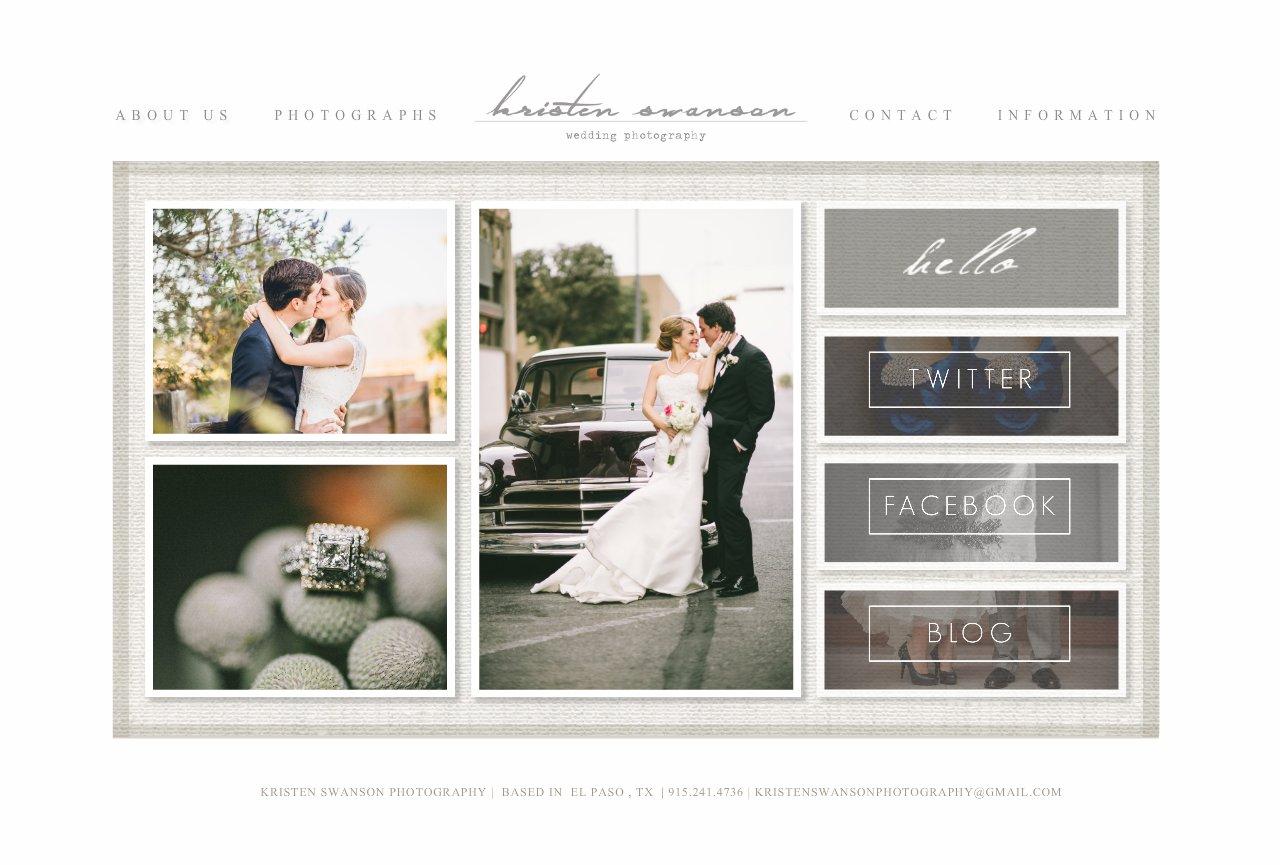 Kristen Swanson Photography- El Paso Wedding Photographer