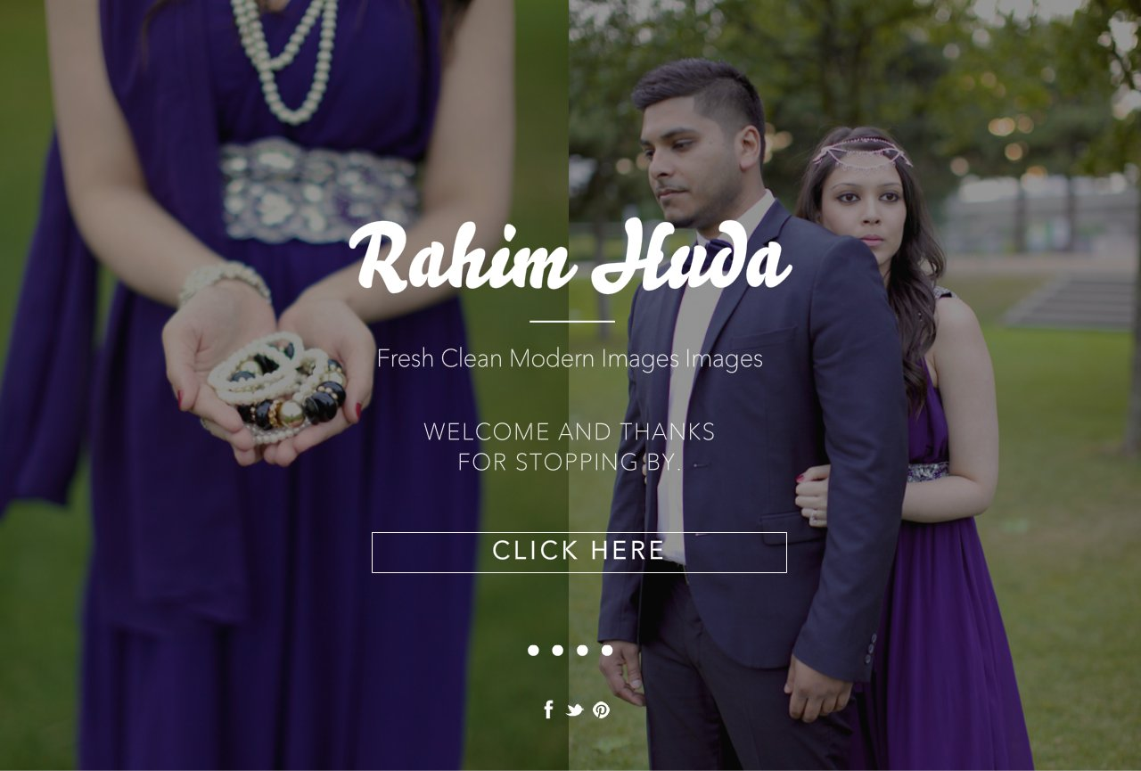 Rahim Huda London East London Asian Wedding Photographer