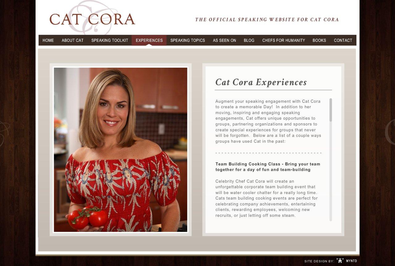 Cat-Cora-Experiences