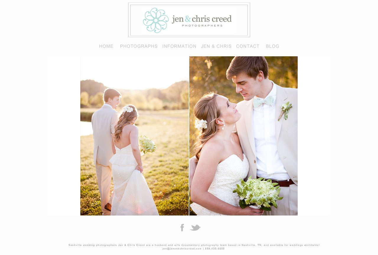 Jen & Chris Creed | Photographers