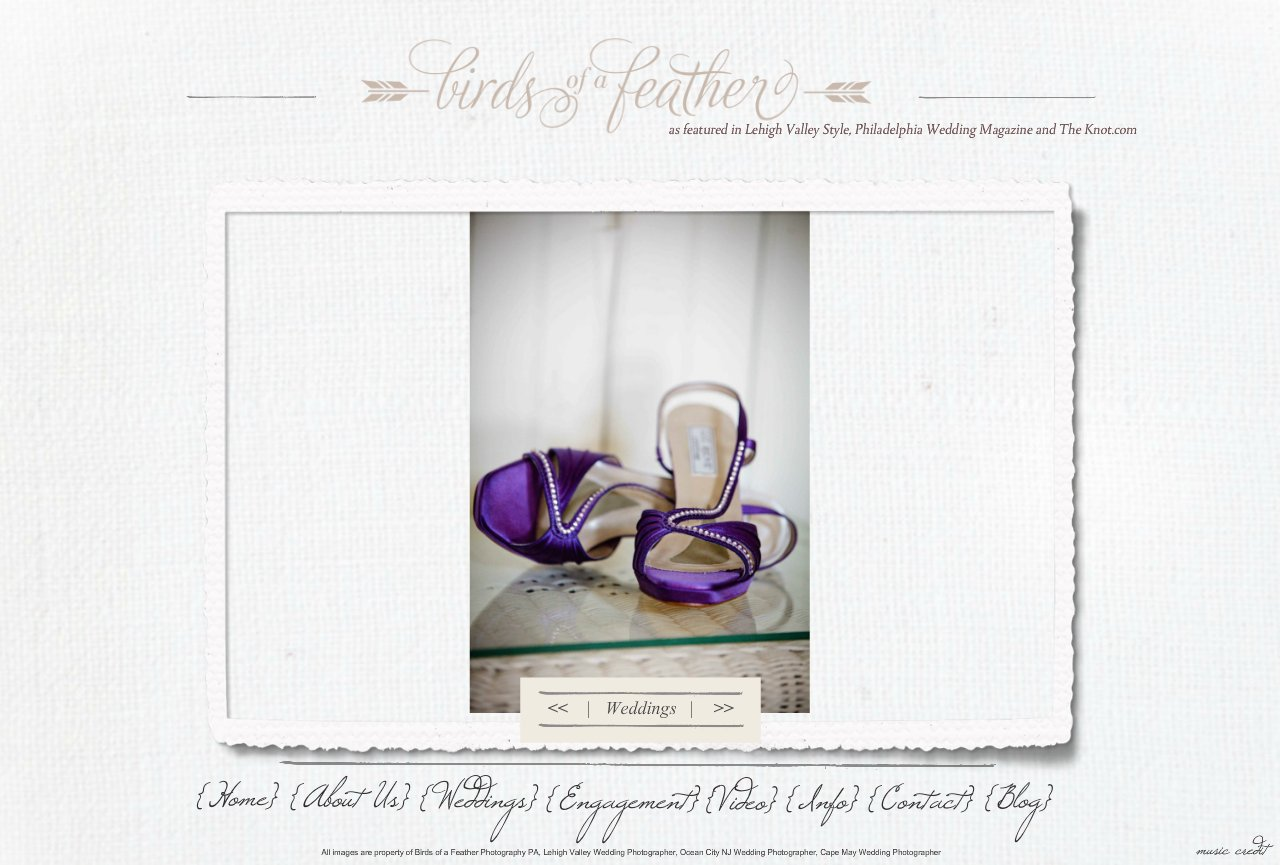 Birds of a Feather  Photography  Lehigh Valley  Weddings Slideshow