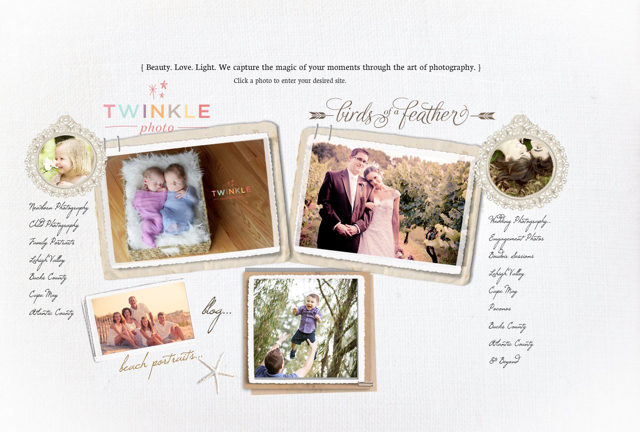 Twinkle Photo & Birds of a Feather Photography Lehigh Valley Newborn Photographer
