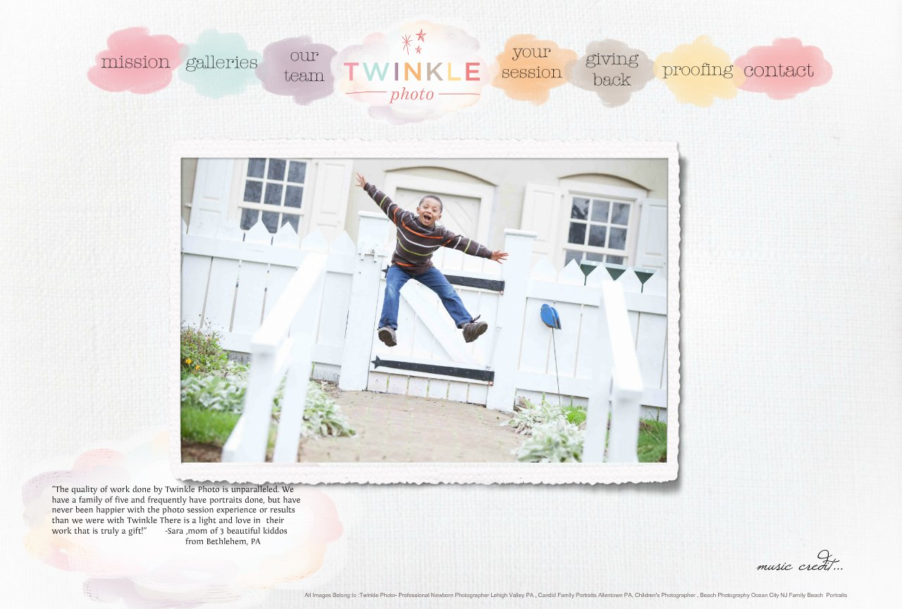 Twinkle Photo Childhood Lehigh Valley Children's Photographer