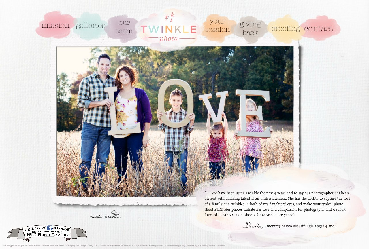 Twinkle Photo Family Lehigh Valley Family Photographer