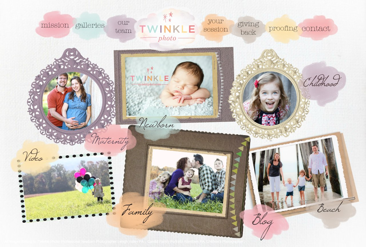 Twinkle Photo Galleries Lehigh Valley Newborn Photographer