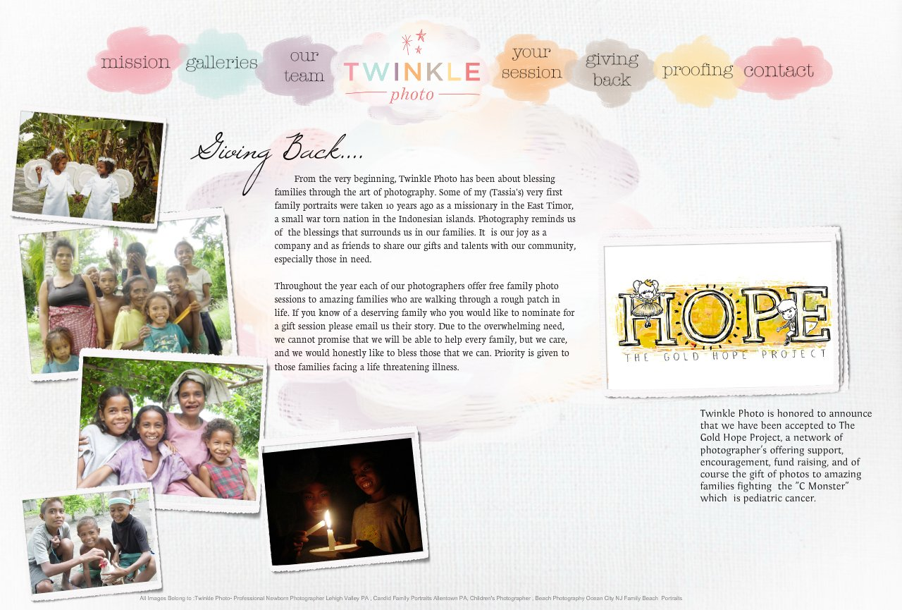 Twinkle Photo Giving Back Lehigh Valley Newborn Photographer