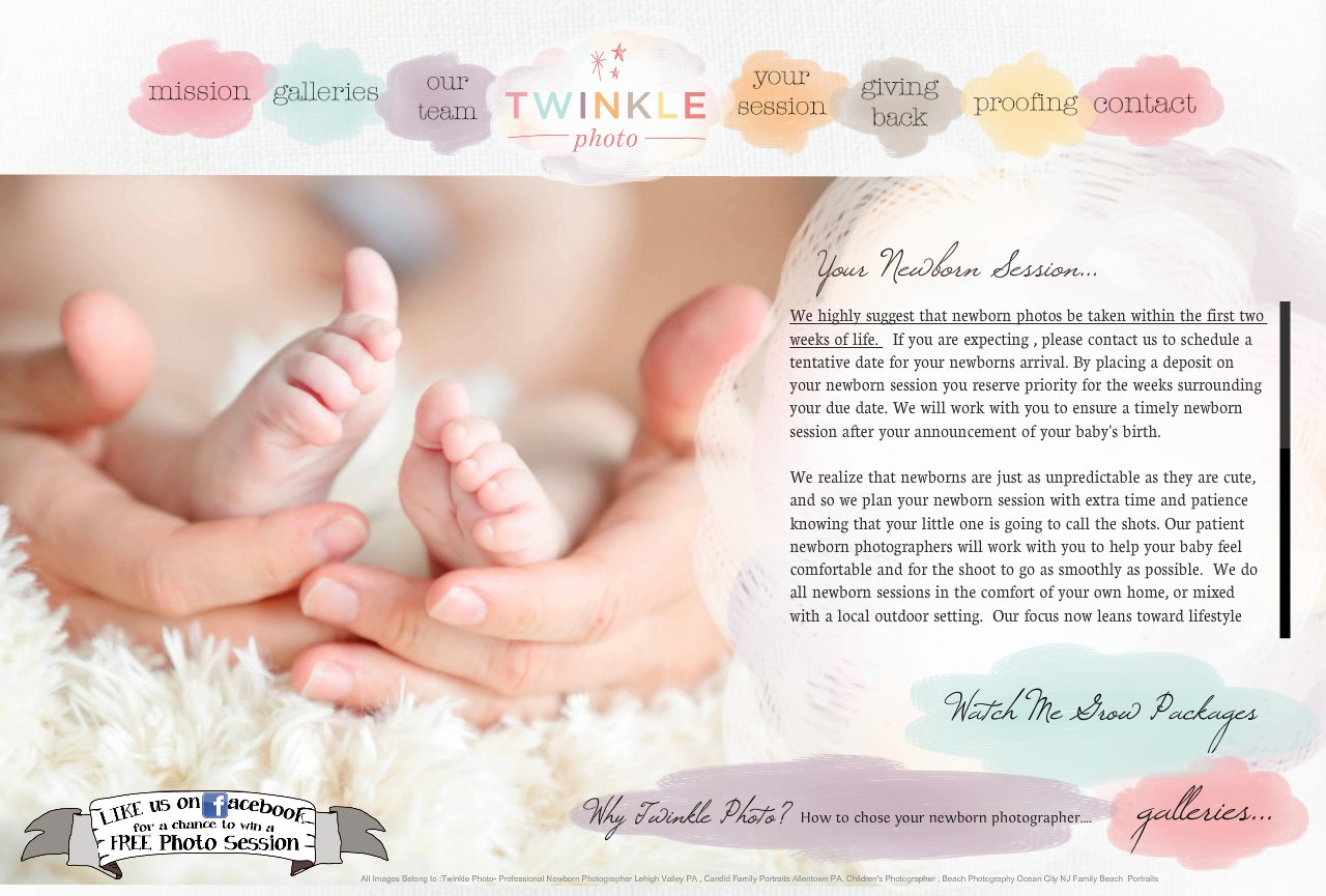 Twinkle Photo Newborn Session Lehigh Valley Newborn Photography