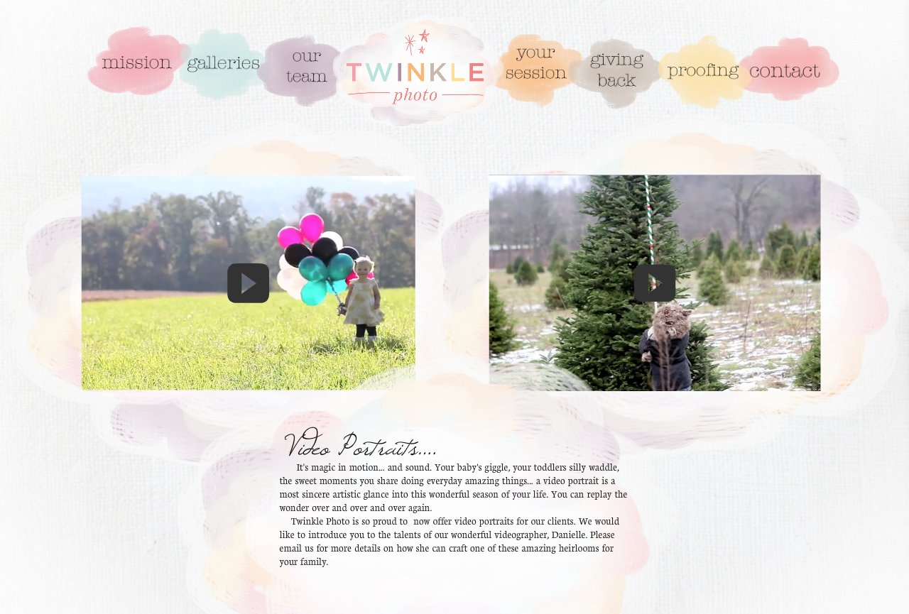 Twinkle Photo Video Lehigh Valley Videographer Videography