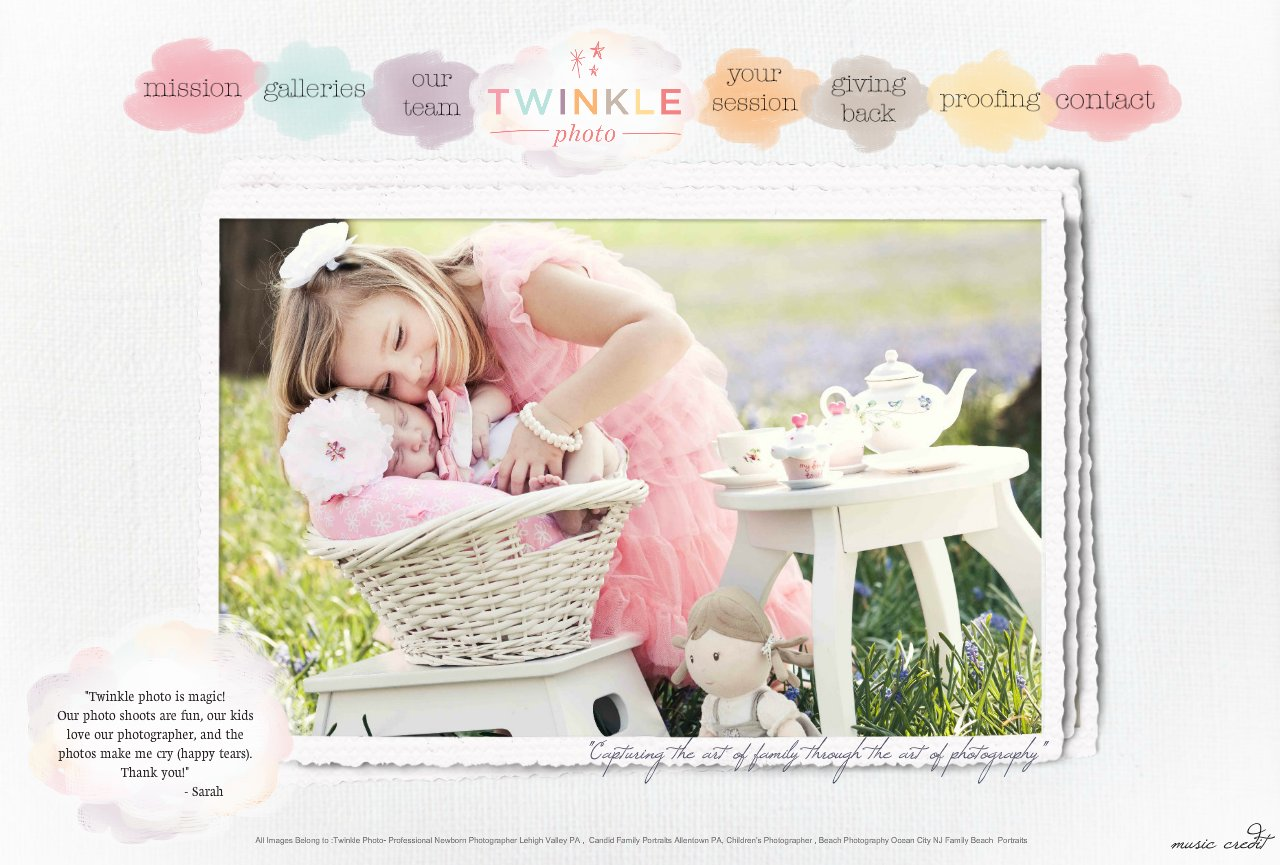 Twinkle Photo Lehigh Valley Newborn Photographer Photography