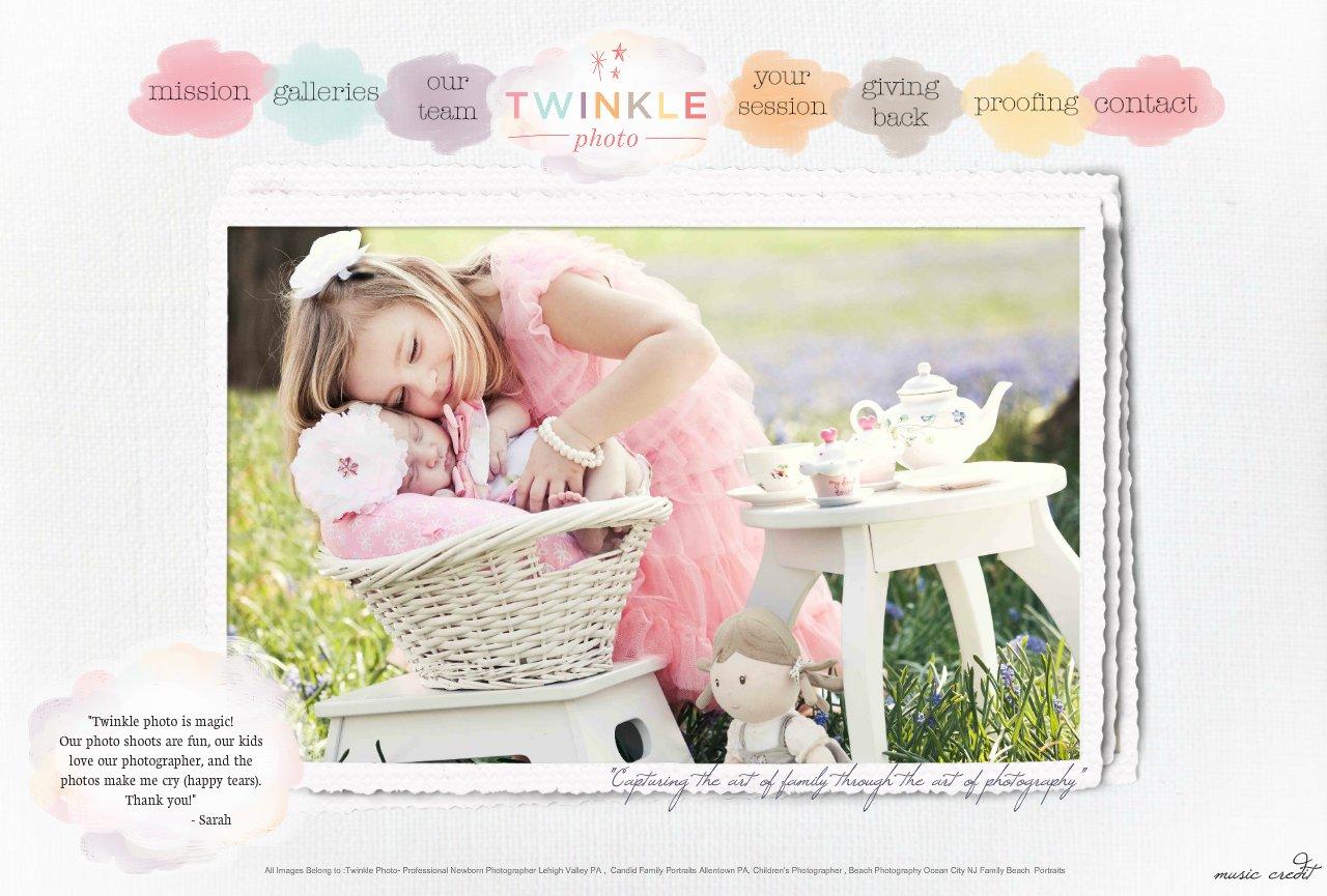 Twinkle Photo Lehigh Valley Newborn Photographer Photography