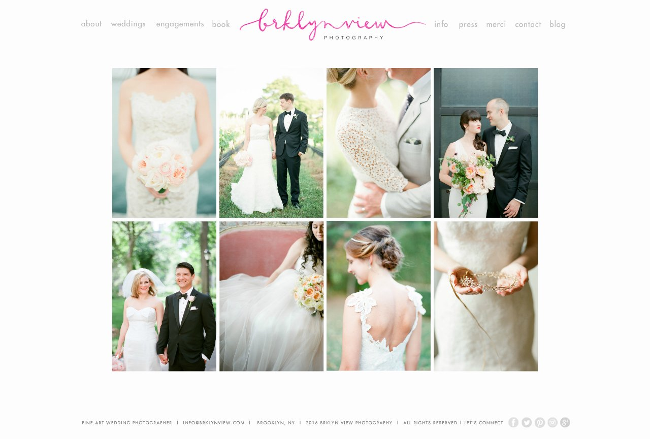 brooklyn wedding photographer : weddings