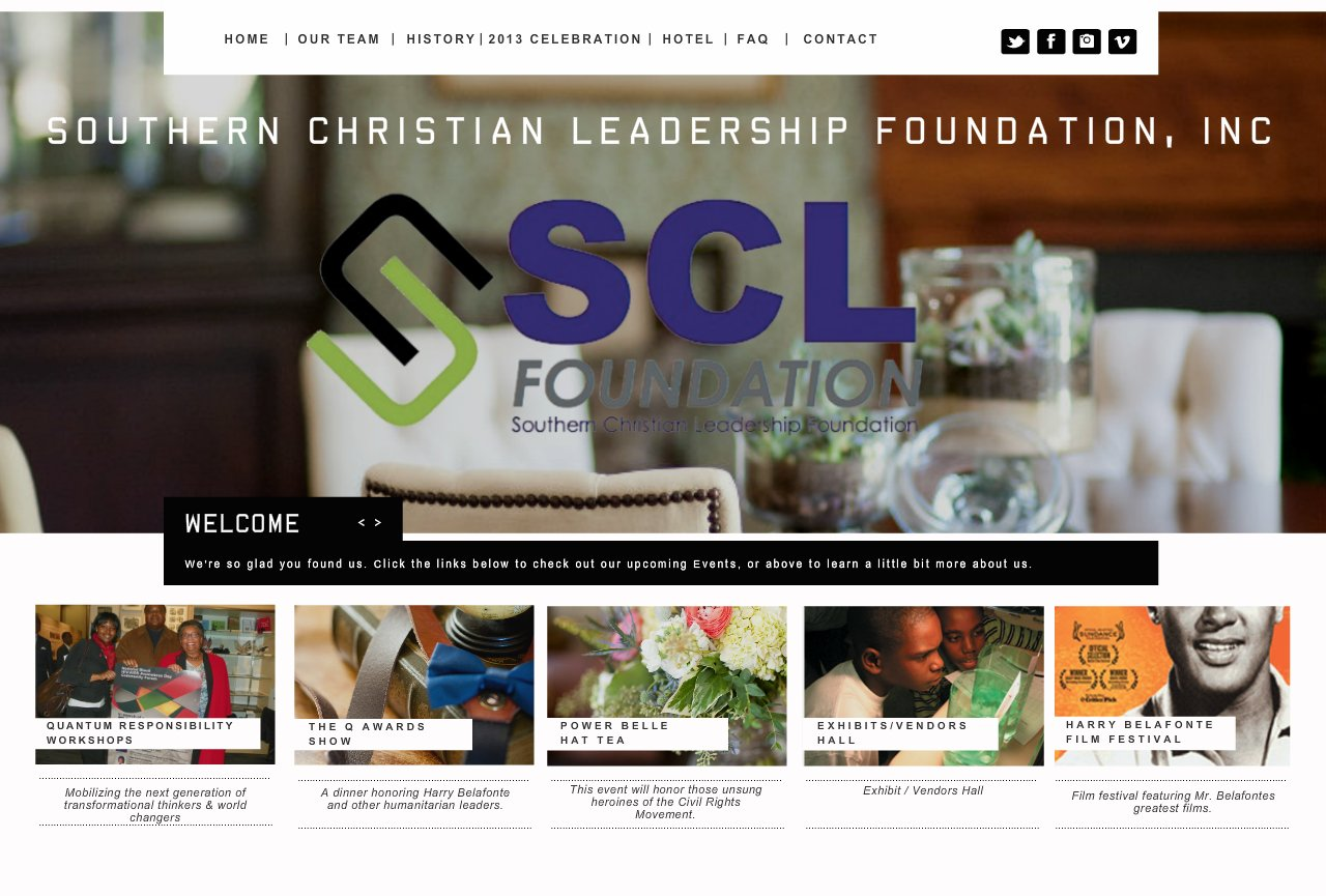 SCL FOUNDATION