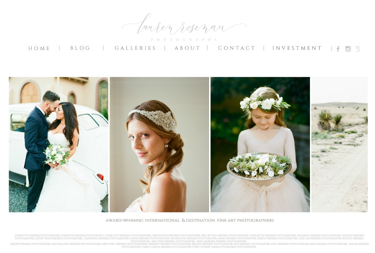 Charlotte, NC: Wedding Photographer & Fine Art