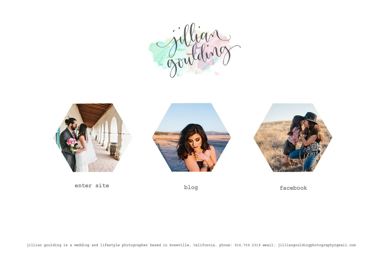 Jillian Goulding Photography - Roseville, CA Lifestyle & Wedding Photograper