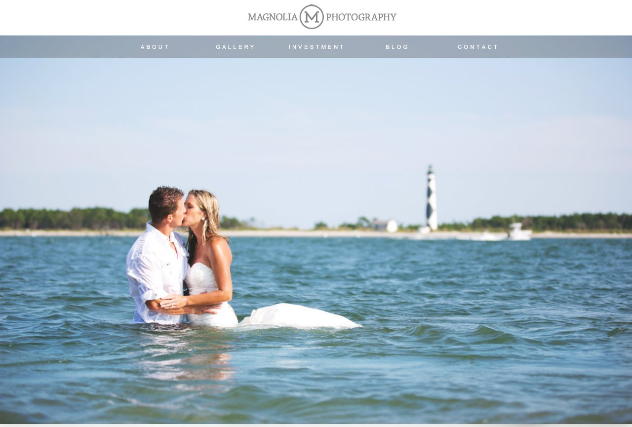 Magnolia Photography | Home | Magnolia Photography | Review | NC Wedding and Portrait Photographer