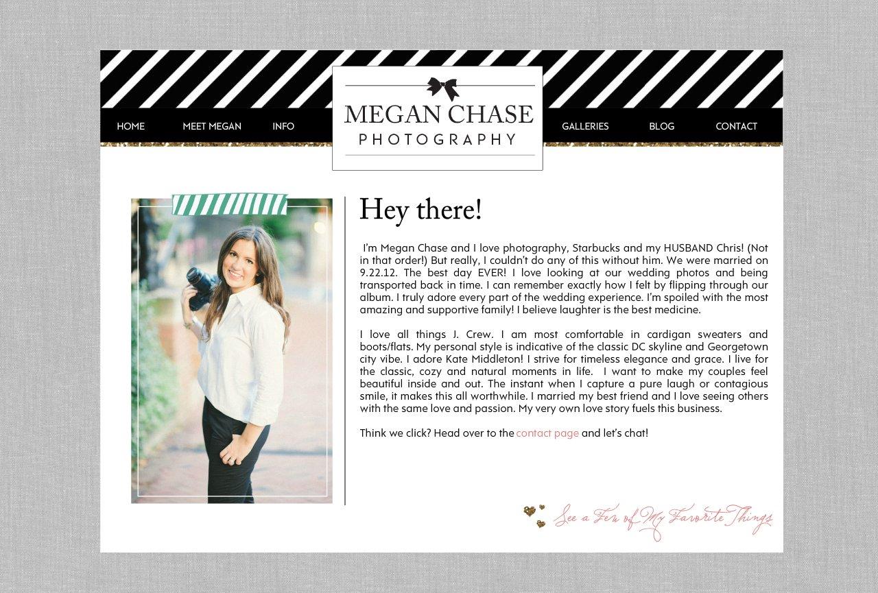 Meet Megan