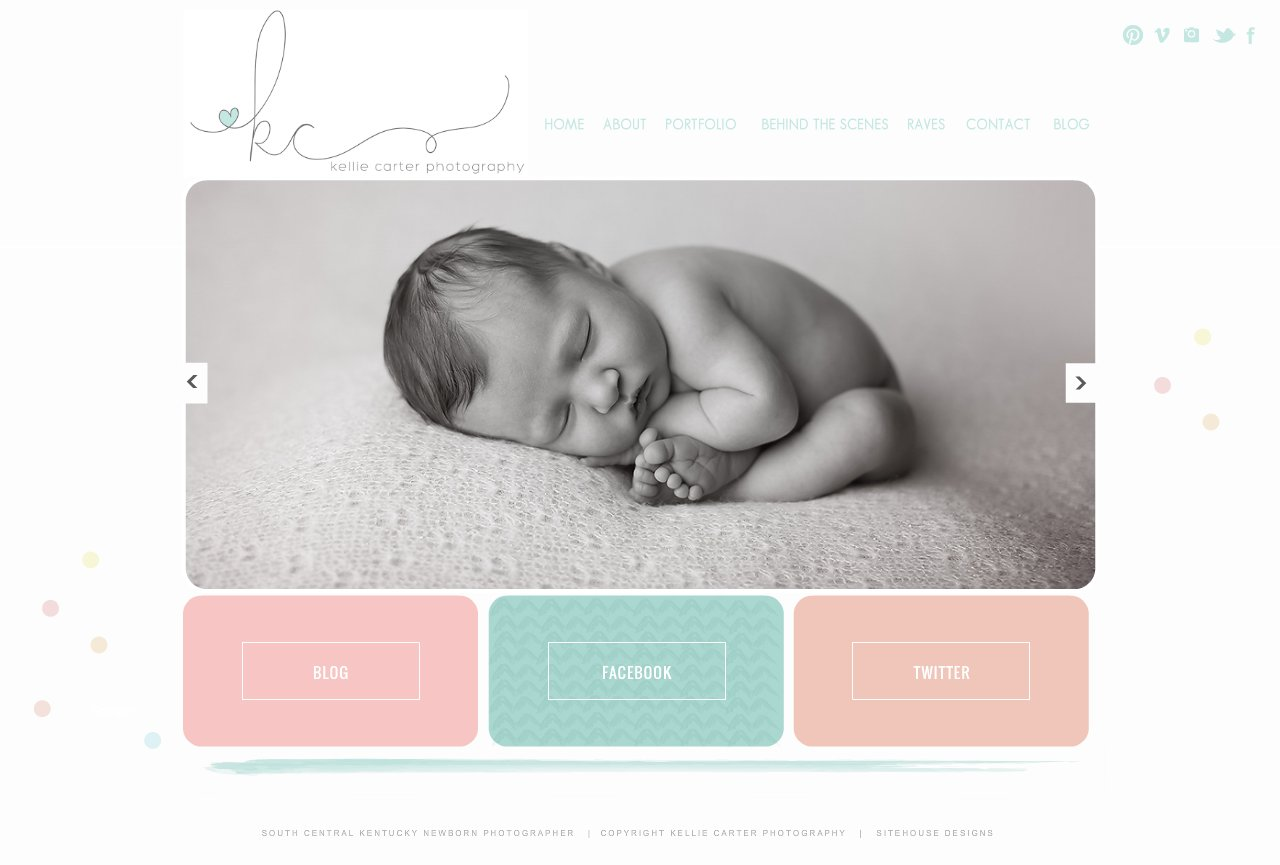 Kellie Carter | Newborn Photography
